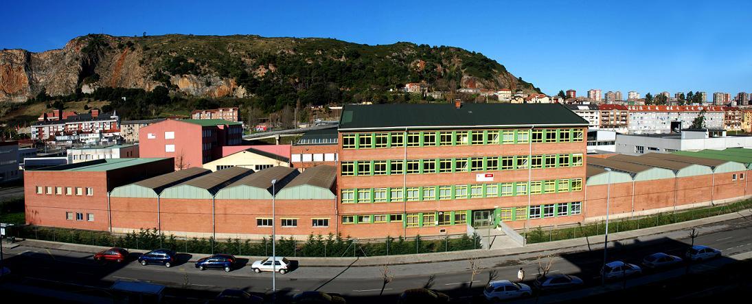 Centro Integrado de Formación Profesional nº1 de Santander
